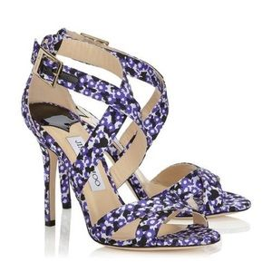 nwob jimmy choo violet lottie pumps
